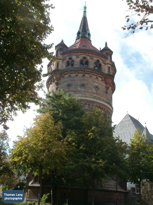 Wasserturm Worms
