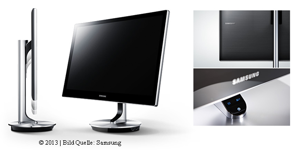 Samsung Monitor S27B971D LED
